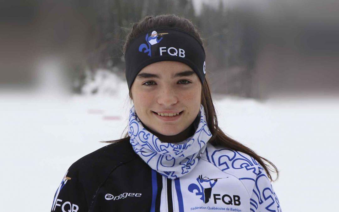 La Fondation Sport-Études récompense Frédérique Pérusse