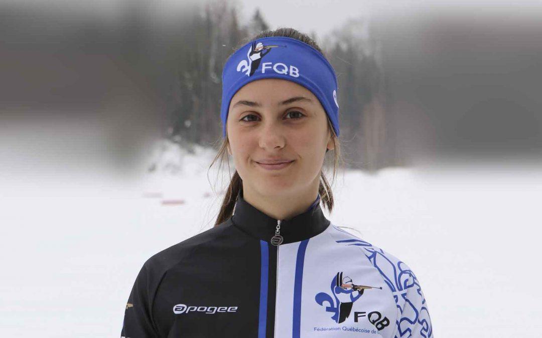La Fondation Sport-Études récompense Geneviève Harvey
